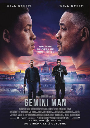 Gemini Man 2019 HC HDRip 300Mb English 480p ESub