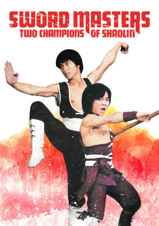 Two Champions Of Shaolin 1980 WEB-DL 300Mb Hindi Dual Audio 480p ESub