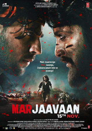Marjaavaan 2019 Pre DVDRip 300MB Full Hindi Movie Download 480p