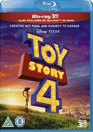 Toy Story 4 2019 BluRay 350MB Hindi Dual Audio ORG 480p Watch Online Full Movie Download bolly4u