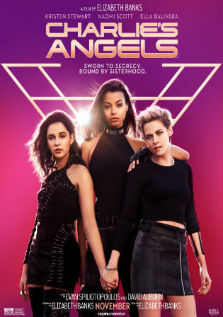 Charlies Aangels 2019 HDCAM 400MB Hindi Dual Audio 480p