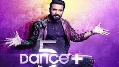 Dance Plus 5 HDTV 480p 200Mb 17 November 2019