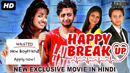 Happy Breakup 2019 HDRip 300Mb Hindi Dubbed 480p