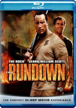 The Rundown 2003 BRRip 750MB Hindi Dual Audio ORG 720p Watch Online Full Movie Download bolly4u