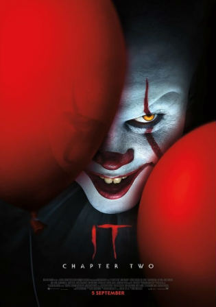 IT Chapter Two 2019 WEBRip 500MB English 480p ESub