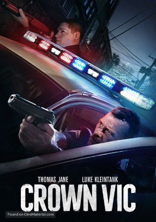 Crown Vic 2019 HDRip 900MB English 720p ESub