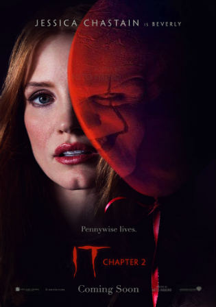 IT Chapter Two 2019 WEBRip 550MB Hindi Dual Audio 480p