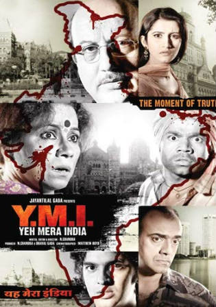 Yeh Mera India 2008 WEB-DL 400MB Hindi 480p