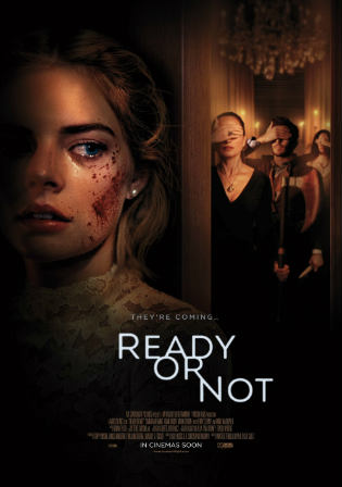 Ready or Not 2019 BluRay 800MB English 720p ESub