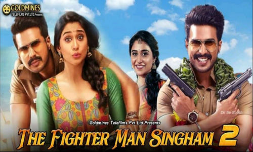 The Fighter Man Singham 2 2019 HDRip 300MB Hindi Dubbed 480p