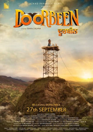 Doorbeen 2019 WEB-DL 300MB Full Punjabi Movie Download 480p