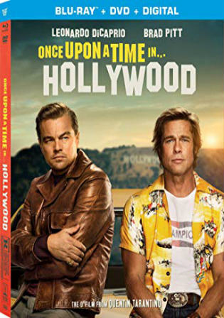 Once Upon a Time in Hollywood 2019 BRRip 999Mb English 720p ESub