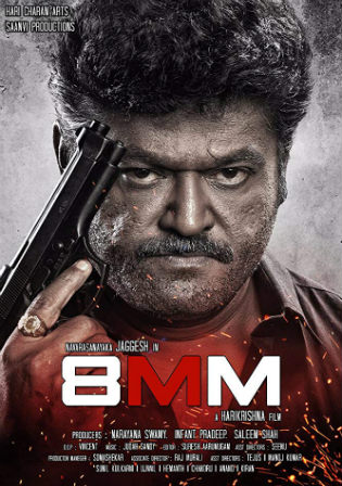 8mm Bullet 2019 HDRip 300Mb Hindi Dubbed 480p