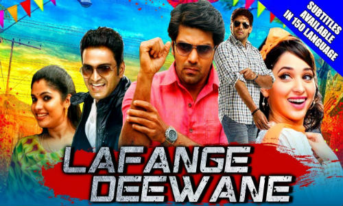 Lafange Deewane 2019 HDRip 300MB Hindi Dubbed 480p
