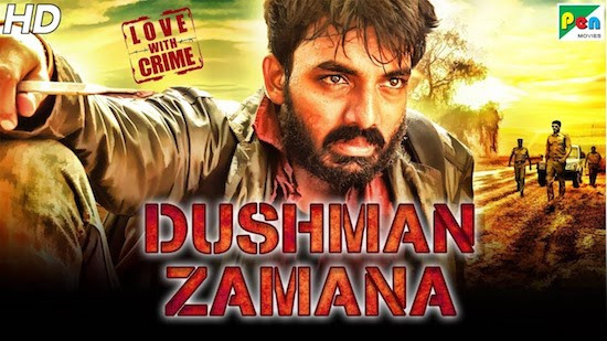 Dushman Zamana 2019 HDRip 300Mb Hindi Dubbed 480p