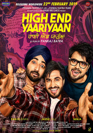 High End Yaariyan 2019 WEBRip 300MB Punjabi 480p