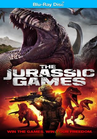 The Jurassic Games 2018 BluRay 300MB Hindi Dual Audio 480p Watch Online Full Movie Download bolly4u