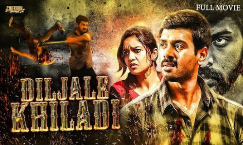 Diljale Khiladi 2019 HDRip 300Mb Hindi Dubbed 480p
