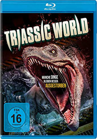 Triassic World 2018 BluRay 300Mb Hindi Dual Audio 480p