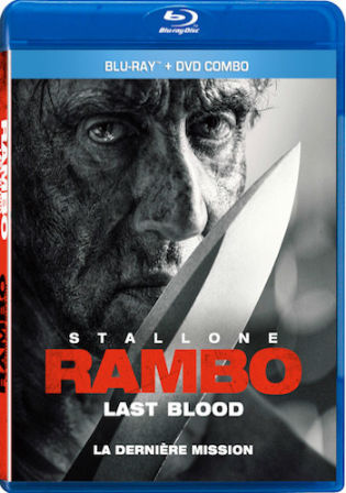 Rambo Last Blood 2019 BRRip 800MB English 720p ESub