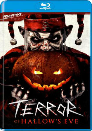 The Terror of Hallows Eve 2017 BluRay 300MB Hindi Dual Audio 480p