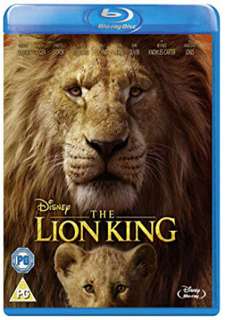 The Lion King 2019 BluRay 400Mb Hindi Dual Audio ORG 480p