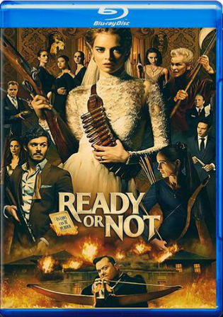 Ready Or Not 2019 BluRay 300Mb Hindi Dual Audio ORG 480p