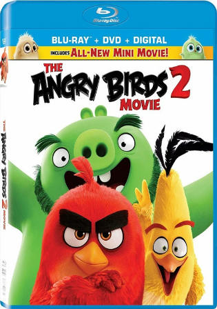 The Angry Birds Movie 2 2019 BRRip 400Mb Hindi Dual Audio ORG 480p ESub