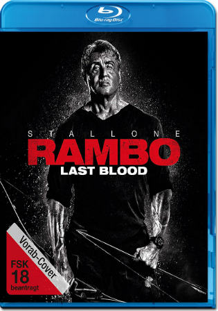 Rambo Last Blood 2019 BluRay 400MB Hindi Dual Audio ORG 480p