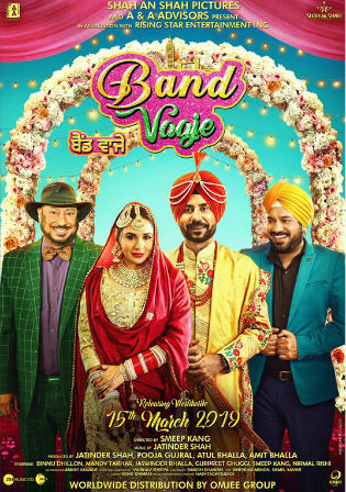 Band Vaaje 2019 WEB-DL 300Mb Punjabi 480p