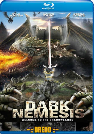 Dark Nemesis 2011 BluRay 300Mb Hindi Dual Audio 480p