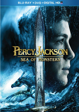 Percy Jackson Sea Of Monsters 2013 BluRay 350MB Hindi Dual Audio 480p