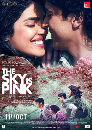 The Sky Is Pink 2019 WEB-DL 400Mb Full Hindi Movie Download 480p