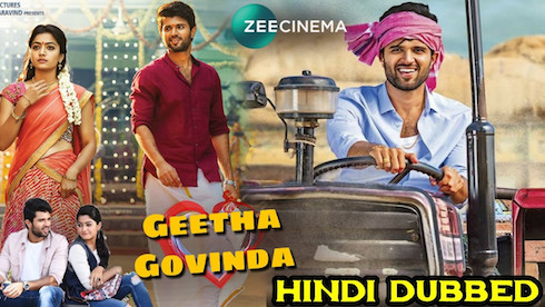 Geetha Govindam 2018 HDRip 400Mb Hindi Dubbed 480p Watch Online Free Download bolly4u