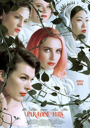 Paradise Hills 2019 BRRip 300Mb English 480p ESub Watch online Full Movie Download bolly4u