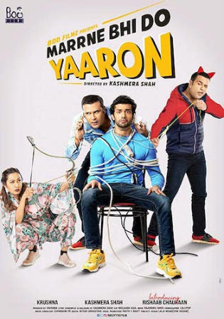 Marrne Bhi Do Yaaron 2019 WEB-DL 300Mb Hindi 480p Watch Online Full Movie Download bolly4u