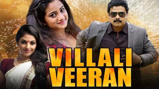 Villali Veeran 2019 HDRip 400MB Hindi Dubbed 480p Watch Online Full Movie Download bolly4u