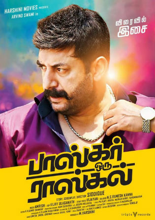 Bhaskar Oru Rascal 2018 HDRip 400MB UNCUT Hindi Dual Audio 480p Watch online Full Movie Download bolly4u