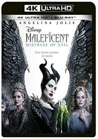 Maleficent Mistress of Evil 2019 BluRay 900MB Hindi Dual Audio 720p