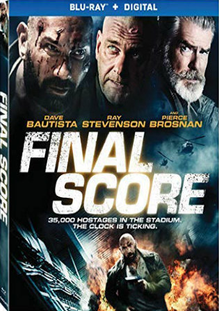 Final Score 2018 BluRay 800MB Hindi Dual Audio 720p