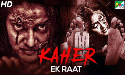 Kaher Ek Raat 2020 HDRip 750MB Hindi Dubbed 720p