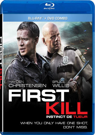 First Kill 2017 BluRay 750MB Hindi Dual Audio 720p