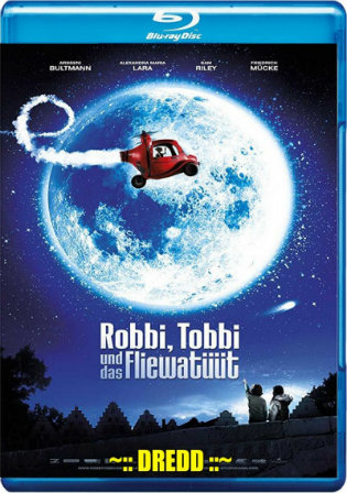 Robby and Toby's Fantastic Voyager 2016 BluRay 800MB Hindi Dual Audio 720p