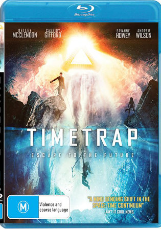 Time Trap 2017 BluRay 900Mb Hindi Dual Audio 720p
