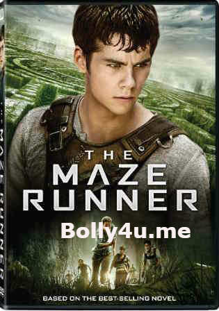 The Maze Runner 2014 BluRay 400Mb Hindi Dual Audio ORG 480p Watch Online Full Movie Download bolly4u