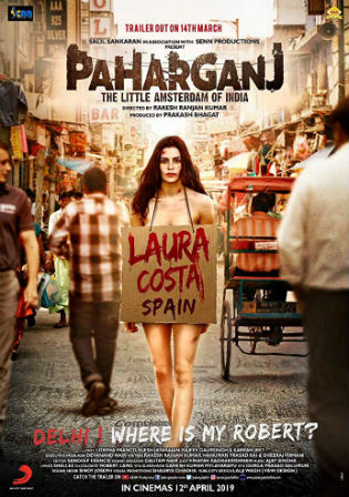 Paharganj 2019 WEB-DL 700MB Full Hindi Movie Download 720p Watch Online Free Bolly4u
