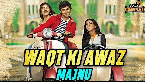 Waqt Ki Awaz 2020 HDRip 850Mb Hindi Dubbed 720p