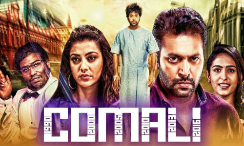 Comali 2020 HDRip 900Mb Hindi Dubbed 720p
