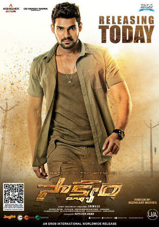 Saakshyam 2018 HDRip 800Mb Hindi Dubbed 720p