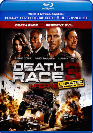 Death Race 3 Inferno 2013 BRRip 300Mb Hindi Dual Audio 480p Watch Online Full Movie Download bolly4u